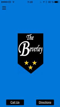 The Beverley poster