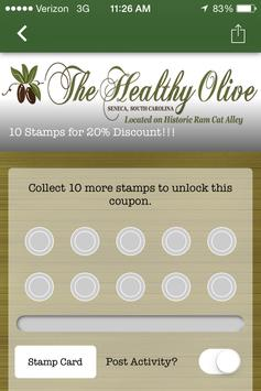 The Healthy Olive apk screenshot