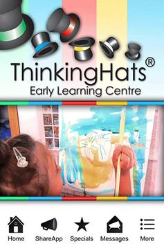 Thinking Hats Early Learning poster