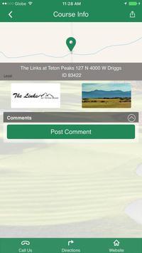 The Links at Teton Peaks apk screenshot