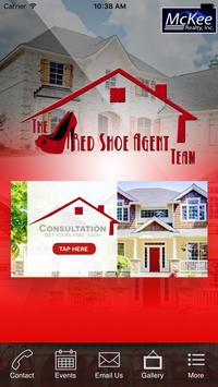 The Red Shoe Agent Team poster