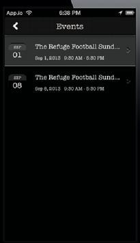 The Refuge: Yuba City screenshot 1