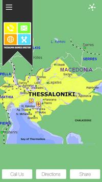 Thessaloniki BusinessDirectory poster