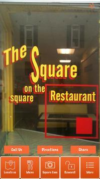 The Square Restaurant poster