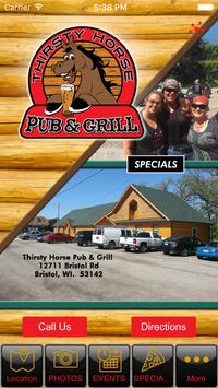 Thirsty Horse Pub & Grill apk screenshot