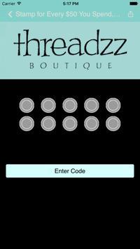 Threadzz Boutique apk screenshot