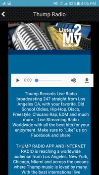 Thump Records apk screenshot