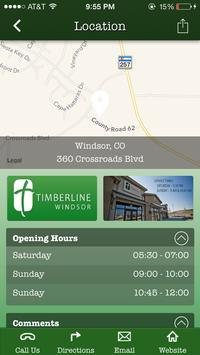 Timberline Windsor apk screenshot
