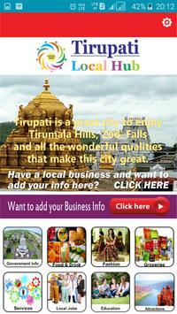 Tirupati LocalHub poster