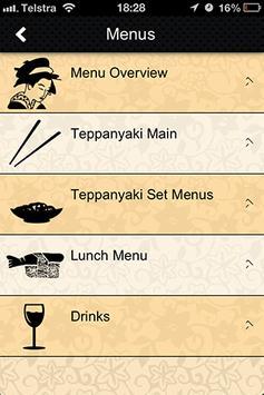Tem Ichi Japanese Restaurant screenshot 3