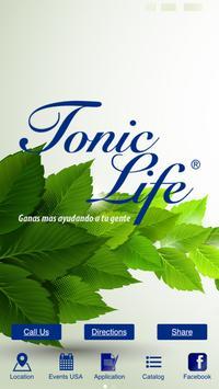 Tonic Life USA poster