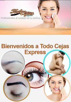 Todo Cejas Express poster