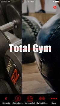 Total Gym poster