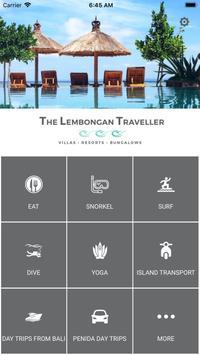 The Lembongan Traveller screenshot 1
