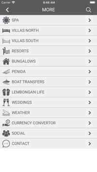 The Lembongan Traveller screenshot 3
