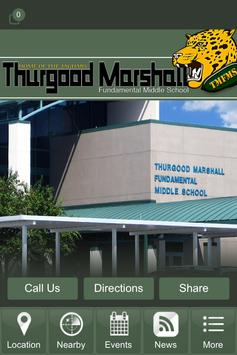 Thurgood Marshall Fundamental Poster