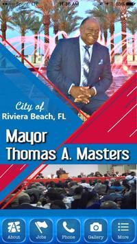 Mayor Masters poster