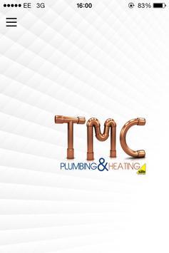 TMC Plumbing and Heating poster