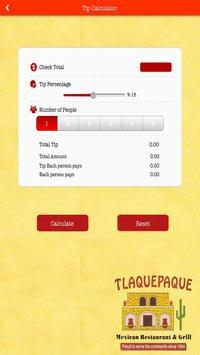 Tlaquepaque Mexican Restaurant screenshot 4