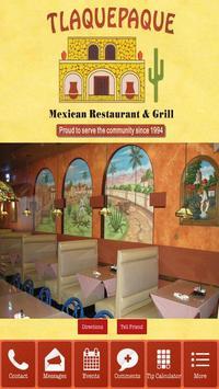 Tlaquepaque Mexican Restaurant poster