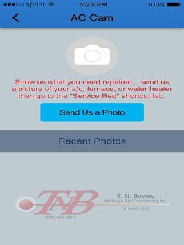 TN Bowes Heating & Air apk screenshot