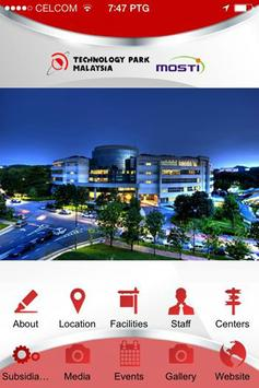 Technology Park Malaysia poster