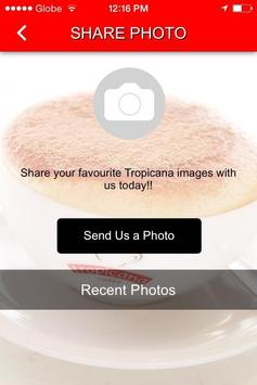 Tropicana Caffe apk screenshot
