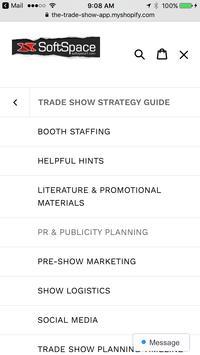 Trade Show App - 2017 screenshot 1