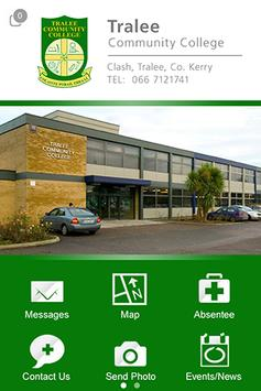 Tralee Community College poster