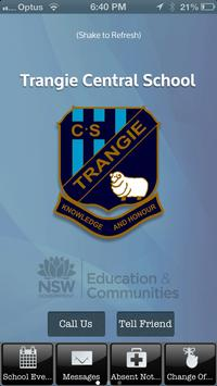 Trangie Central School poster