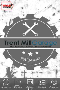 Trent Mill Garage Ltd poster