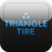 Triangle Tire icon
