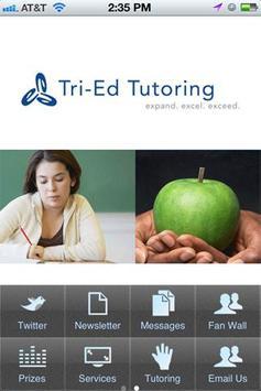 Tri-Ed Study poster