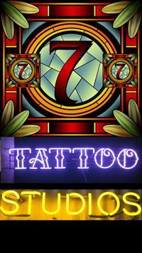 Triple 7 Studios poster