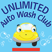 Unlimited Auto Wash Club. icon
