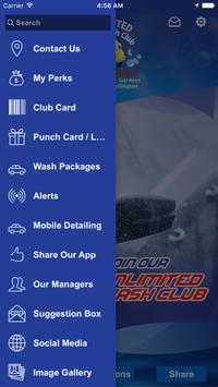 Unlimited Auto Wash Club. screenshot 1