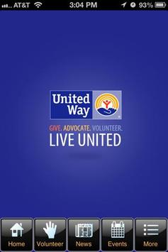 United Way of the Capital Area poster