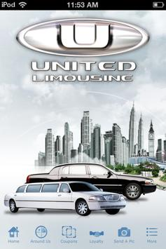 United Limousine screenshot 2