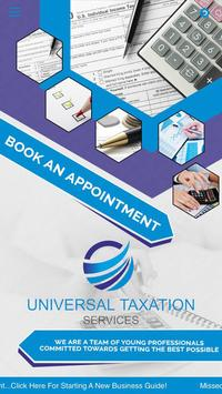 Universal Taxation poster