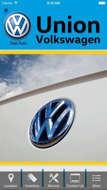 Union Volkswagen. APK تحميل - مجاني أعمال تطبيق