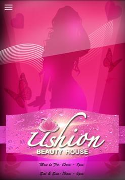 Ushion beauty House poster