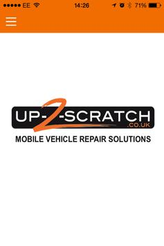Up-2-Scratch Repairs poster