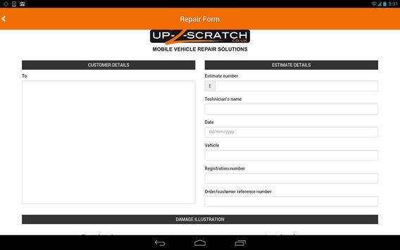 Up-2-Scratch Repairs screenshot 3