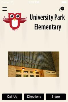 UPark poster