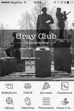 Uray Club poster