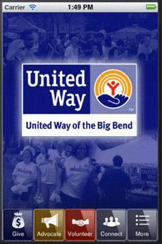 United Way of the Big Bend poster