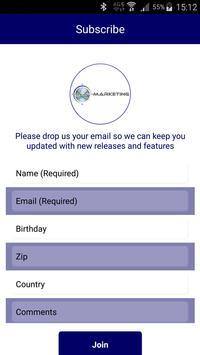 UTP Marketing apk screenshot