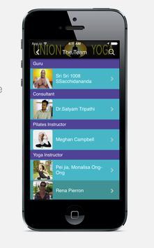 unionyoga screenshot 1