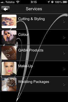 VaHairDo apk screenshot