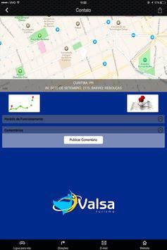 Valsa Turismo apk screenshot
